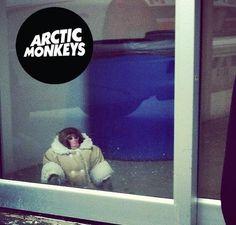 Arctic Monkeys...literally