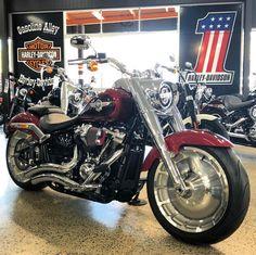 Harley Fatboy, Harley Davidson Fatboy, Harley Bikes, Harley Davidson Motorcycles, Yamaha Bikes, Ducati Motorcycles, Futuristic Motorcycle, Retro Motorcycle, Chopper