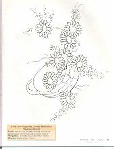 PINTAR FLORES - Acmira - Álbuns da web do Picasa