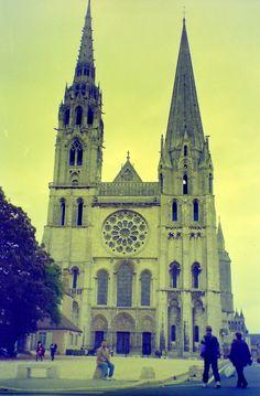 Chartres, França, 1998