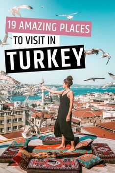 Planning a trip to Turkey? Whether you're visiting Istanbul or heading to Pamukkale, there are so many amazing destinations in Turkey that you have to include in your Turkey itinerary! On this travel guide, I share inspiration to some of the most amazing places in Turkey that you have to travel to! #Turkey Turkey Vacation, Turkey Travel, European Travel Tips, Visit Turkey, Jordan Travel, Best Travel Guides, Travel Destinations, Amazing Destinations, Asia Travel