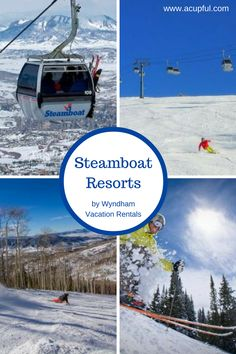 Family Travel in Colorado | Steamboat Resorts by Wyndham Vacation Rentals are the perfect accommodations for all travelers
