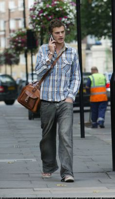 Jamie Dornan. Same I don't know what if do if saw him casually walking down my street