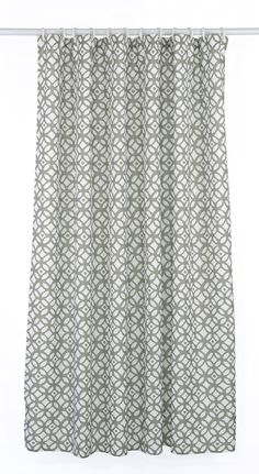 CroscillR Turin Shower Curtain