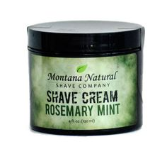 Get a close, chemical-free, smooth shave with this natural shave cream that soothes and protects skin for long-lasting comfort. The rich lather provides excellent lubrication for razor glide while pro