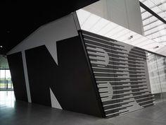 Adidas environmental graphics