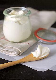 The Galley Gourmet: Homemade Creme Fraiche