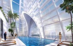 If you are planning a unique experience to one of the most expensive destinations on the planet, we have a suggestion for you: Miami. Miami Residence, Miami Architecture, Florida Homes For Sale, Sunny Isles Beach, Hilton Hotels, Downtown Miami, Beach Condo, Luxury Holidays, Condos For Sale
