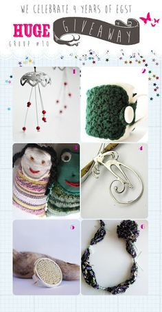 4 years EGST!!! HUGE GIVEAWAY CELEBRATION!!! Giveaways, Crochet Earrings, Greeks, 4 Years, My Style, Celebrities, Etsy, Competition, Blog