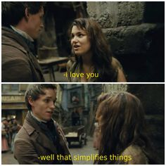 These things are so funny!!! - The Real Les Mis Captions