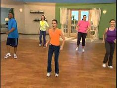 ▶ Ellen Barrett 10 Minute Power Walk - YouTube