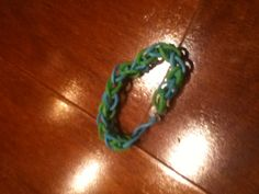 Single rainbow loom