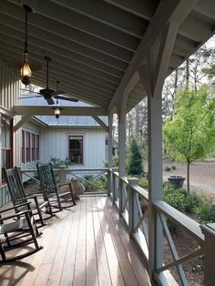 X-railing on porch. Board And Batten Barnwood Design, Pictures, Remodel, Decor and Ideas - page 28