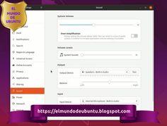 """El Mundo de Ubuntu: Ubuntu 19.04 """"Disco Dingo"""" nuevas características y todo lo importante asociado con ella. Gnu Linux, Output Device, Lens, World, Desk Tidy, Klance, Lentils"""