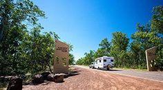 Park pass, Kakadu National park