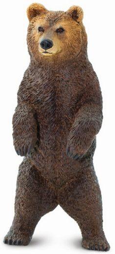 Safari Ltd. NAW 181729 - Grizzly bear