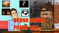 Drunk Driver Prank Call - Calls With Balls - Prank Show by BollywoodGandu