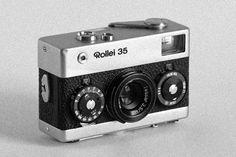 Rollei 35 smallest camera