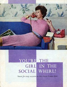 TheBigForest Vintage Knitting Pattern 05