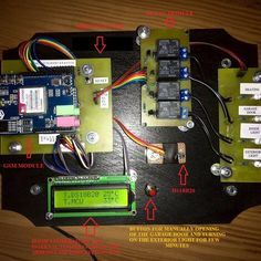 Home automation system using Arduino and SIM900 GSM module