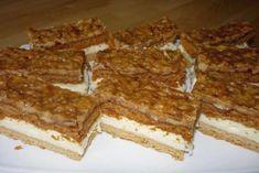 Orechový medovník, recept   Tortyodmamy.sk Tiramisu, Ethnic Recipes, Food, Basket, Essen, Meals, Tiramisu Cake, Yemek, Eten