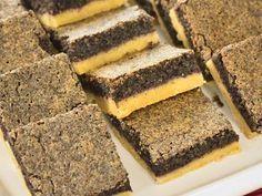Makové koláče Makeup Trends 2019 makeup trends for june 2019 Graham Crackers, Czech Recipes, Oreo Cupcakes, No Cook Desserts, Brownie Cookies, Desert Recipes, Nutella, Baked Goods, Biscotti