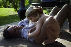Mark Ruffalo and his daughter *heartmelt*