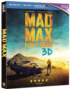 Mad Max: Fury Road 3D Latino