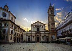 Santa Stefano Maggiore a due passi dall'Università statale Foto di Franco Brandazzi #milanodavedere Milano da Vedere