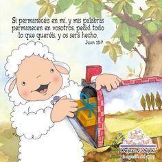 412 Best Ovejitas Y Pechi Images On Words Spiritual Growth And Board God Loves Me, Jesus Loves, Journaling, Baby Sheep, Inspirational Signs, Faith Hope Love, Kids Church, Believe In God, Quotes About God