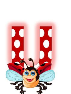 O alta varianta a literelor cu buburuze  Sper sa va bucurati de ele!                                                                       ... Ladybug Picnic, Alfabeto Animal, Illustrations And Posters, Tigger, Smurfs, Collage, Lettering, Disney Characters, Alphabet Letters