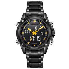 Men's Classic Watch - Free shipping!