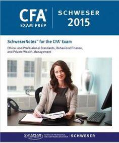 2015 CFA Level 1 Schweser Notes Free Download - Being Investor