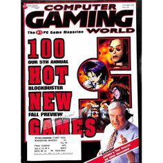 Computer Gaming World, September 1999 | $9.63