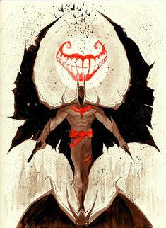 Batman | Kevin Shah Comic Book Artists, Comic Book Heroes, Comic Books, Beware The Batman, Crimson Avenger, Batman Concept, Batman Cape, Rei Ayanami, Dc Comics Superheroes