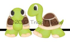 Turtle Pattern Set