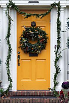 Benjamin Moore Holiday Wreath