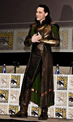 "Tom Hiddleston ""Loki"" From Thor The Dark World Loki Avengers, Marvel Actors, Loki Thor, Marvel Characters, Marvel Avengers, Zachary Levi, Zachary Quinto, Thomas William Hiddleston, Tom Hiddleston Loki"