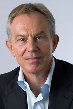 The Honorable Tony Blair will be speaking at the Borlaug Dialogue.