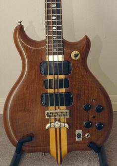 Alembic Guitar
