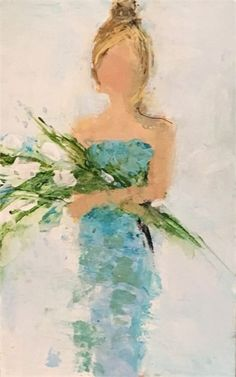 Golden Grace by Holly Irwin paintingpeople Painting People, Figure Painting, Painting & Drawing, Angel Art, People Art, Pretty Art, Figurative Art, Painting Inspiration, Watercolor Paintings