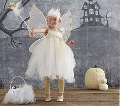 Gold Fairy Halloween Costume, 7-8