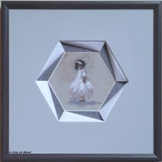 Catherine C. Art And Craft, Iris Folding, Frame It, Wall Design, Origami, Blog, Crafts, Scrapbooking, Home Decor