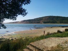 Praia en Canduas, Cabana de Bergantiños