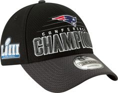 17c6f2d5d8c New Era Men s AFC Conference Champions New England Patriots Locker Room  9Forty Hat
