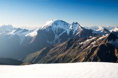 High mountain ridge by biletskiy on @creativemarket