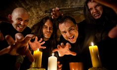 "BLIND GUARDIAN – veröffentlichen sechsten Album Trailer (""In The Studio"") zu »Beyond The Red Mirror« 