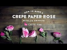 Roses from corrugated paper. Master Class - Handmade-Paradise