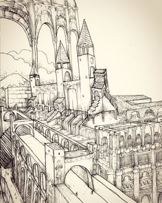 Panorama 2 #illustration