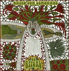 Dazed Sun Lemonade - Alterated Lemonade   Album Cover by Evelyne Postic